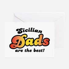 Sicilian Dads Are The Best Greeting Cards (Pk of 1