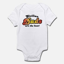 Sicilian Dads Are The Best Infant Bodysuit