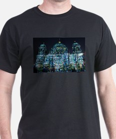 Words on a Berlin Monument T-Shirt
