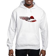 Evil Santa Jumper Hoody