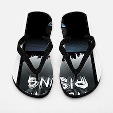 Atlantis Rising Flip Flops