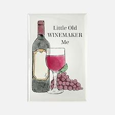 Winemaker Rectangle Magnet