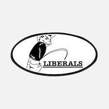 Anti Liberal designs Patch
