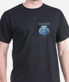 Nantucket Est. 1641 Scallop Shell T-Shirt