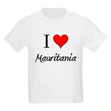 I Love Marshall Islands T-Shirt