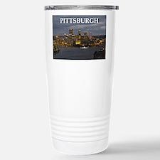 Pittsburgh Travel Mug
