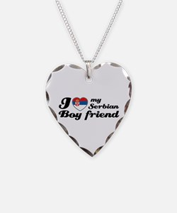 lovebfserbianwhite.png Necklace