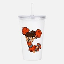 32218779ATOWN1.png Acrylic Double-wall Tumbler
