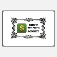 show me the money box Banner