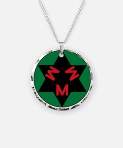 Making Moor Moves BRG Necklace