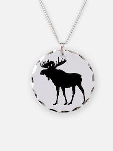 Moose: Black Necklace