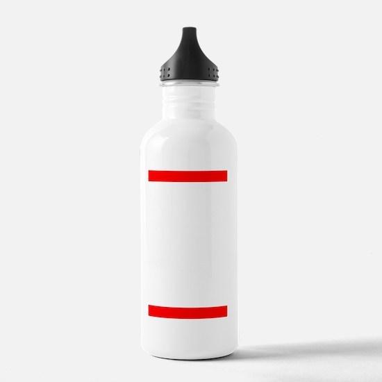 Unique Fashion art Water Bottle