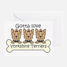Funny I love my estrela mountain dog Greeting Card