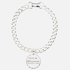 Trust Me, I Watch Grey's Charm Bracelet, One Charm