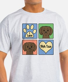 Cute Shihtzu T-Shirt