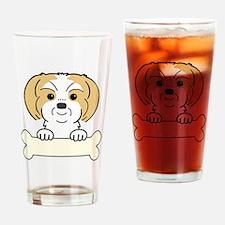 I shih tzu not Drinking Glass