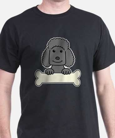 Unique Poodle i have standards T-Shirt