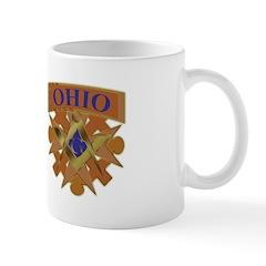 Ohio Mason Mug