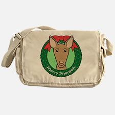 Funny Pharaoh hound Messenger Bag