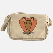 Cool Pharaoh hound Messenger Bag