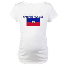 HAITIANS KICK ASS Shirt
