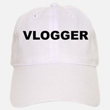 Vlogger Baseball Baseball Cap