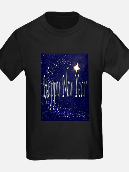 New Year Card T-Shirt