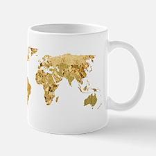 'Golden World' Mug