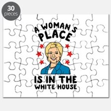 A Womans Place Is In The White House Puzzle