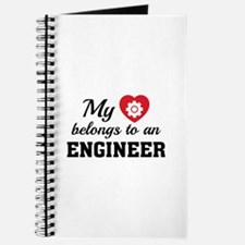 Heart Belongs Engineer Journal
