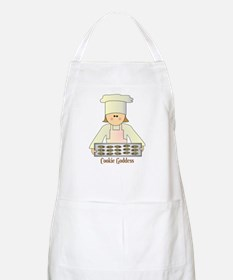 Cookie Goddess BBQ Apron