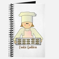 Cookie Goddess Journal