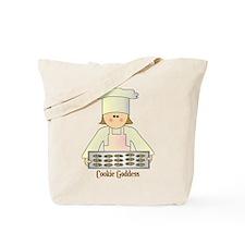 Cookie Goddess Tote Bag