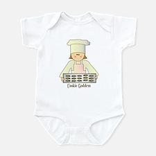 Cookie Goddess Infant Bodysuit