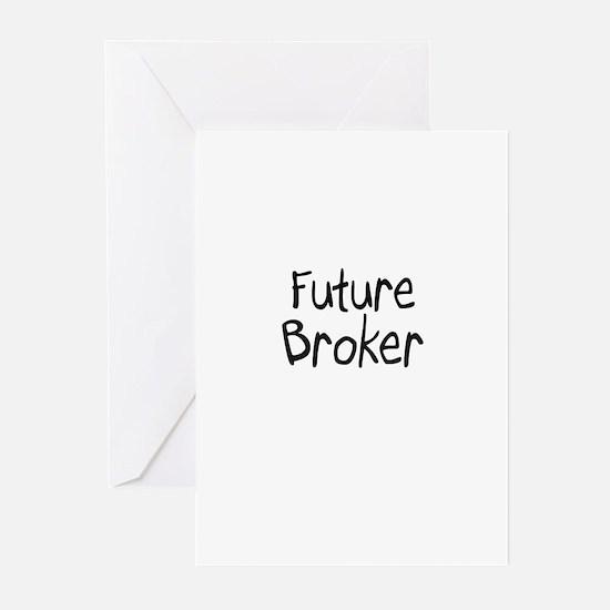 Future Broker Greeting Cards (Pk of 10)