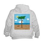 Bassoon Beach - Kids Hoodie