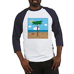 Bassoon Beach - Baseball Jersey