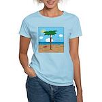 Bassoon Beach - Women's Light T-Shirt