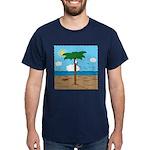 Bassoon Beach - Dark T-Shirt