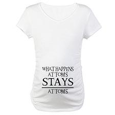 STAYS AT TOM'S Shirt