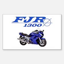 FJR1300 Rectangle Decal