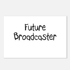 Future Broadcaster Postcards (Package of 8)