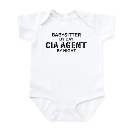 Babysitter CIA Agent Infant Bodysuit
