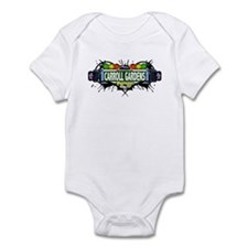 Carroll Gardens (White) Infant Bodysuit