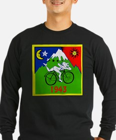 Blotter Art Long Sleeve T-Shirt