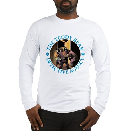 TEDDY BEAR DETECTIVE AGENCY - Long Sleeve T-Shirt