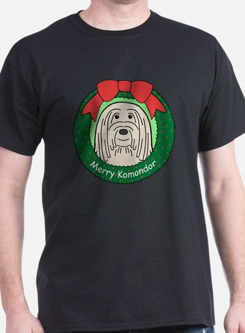 Cute Komondor owner T-Shirt