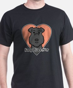 Cool Kerry blue terrier T-Shirt