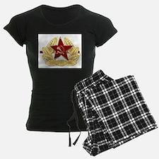 Soviet Cap Badge Pajamas