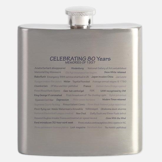 Cute 80 Flask